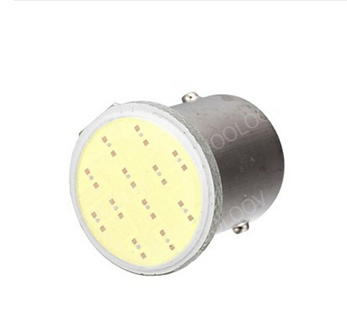 Super White cob p21w led 12SMD 1156,ba15s 12v bulbs RV Trailer Truck Interior Light 1073 parking Auto Car lamp auto car styling 4x cob p21w led 12smd 1156 ba15s truck strobe led fog lights hid error free car side wedge car styling jul 19