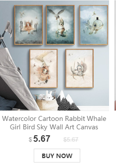 HTB1q2GIaovrK1RjSszf760JNVXay Nordic Posters And Prints Elephant Zebra Giraffe Panda Koala Animals Wall Art Canvas Painting Wall Pictures Baby Kids Room Decor
