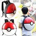 Fashion NewPocket Monster backpack  wizard ball Pokemon Go student school bag backpacks