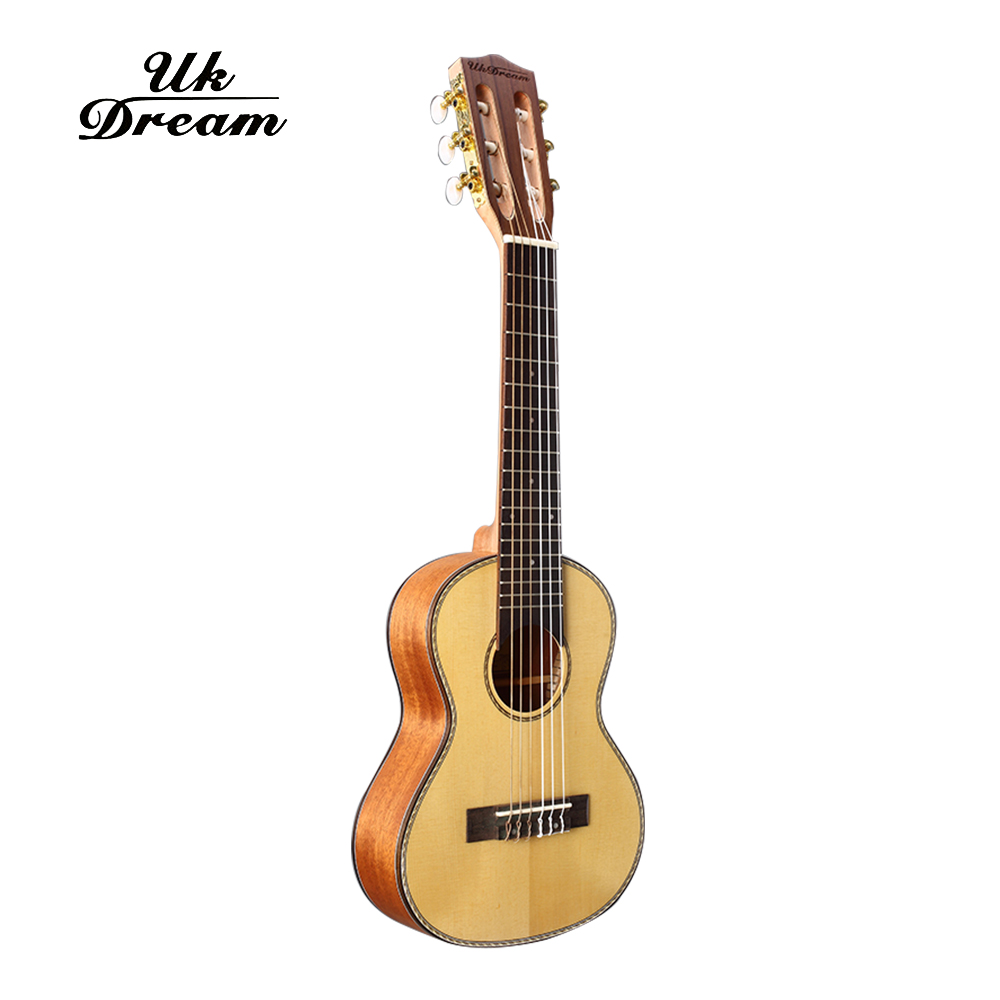 Authentic Ukulele guitar 28 inches Rosewood ukulele classical guitar in Hawaii little guitar instruments Russia Only UJ-513 african elephant