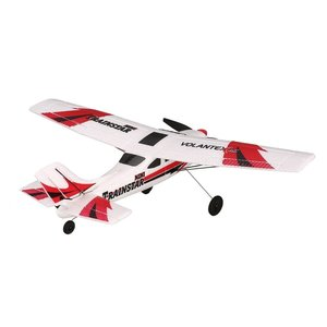 Image 3 - VOLANTEX V761 1 2.4Ghz 3CH Mini Trainstar 6 Axis Remote Control RC Airplane Fixed Wing Drone Plane RTF for Kids Gift Present