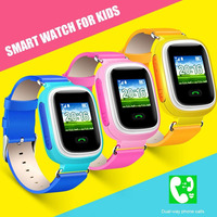 Kids GPS Q60 Smart Watch Wristwatch SOS Call Location Finder Locator Device Tracker Children Safe Anti