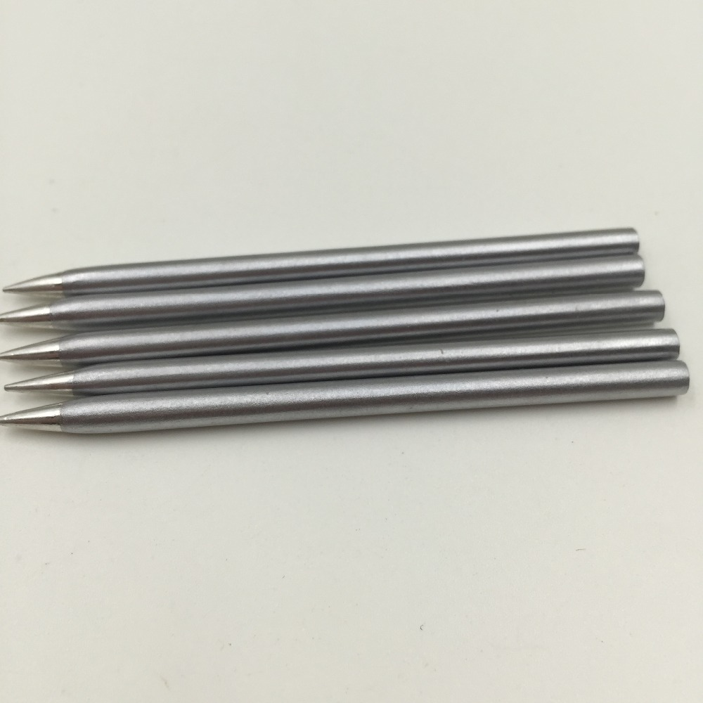 2pcs 30W V1 Replaceable Soldering Welding Iron Pencil Tips Metalsmith Tool
