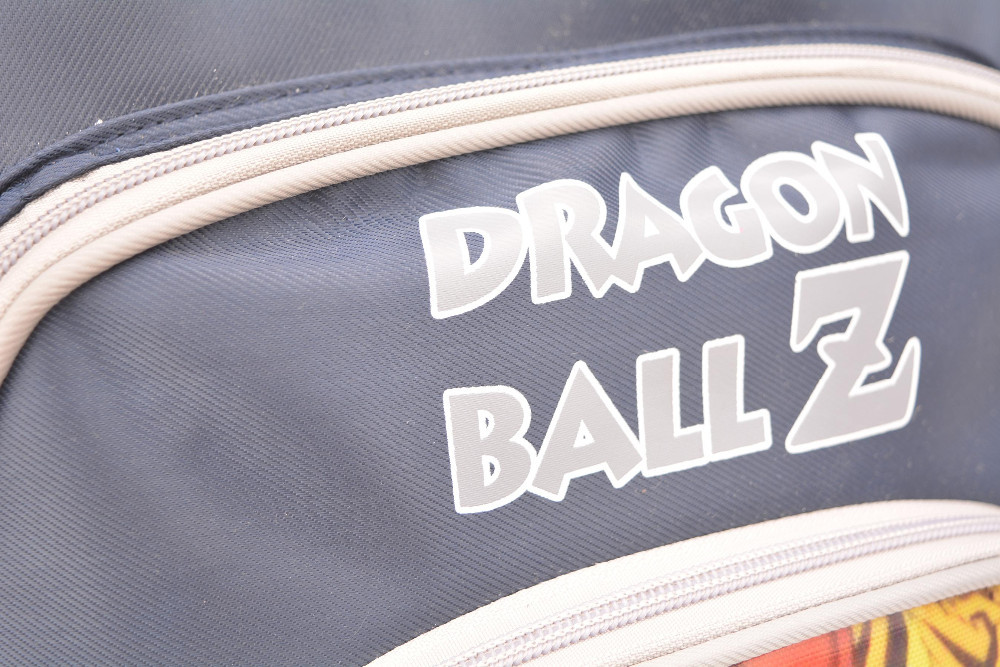 """Dragon ball Z"" seljakott"