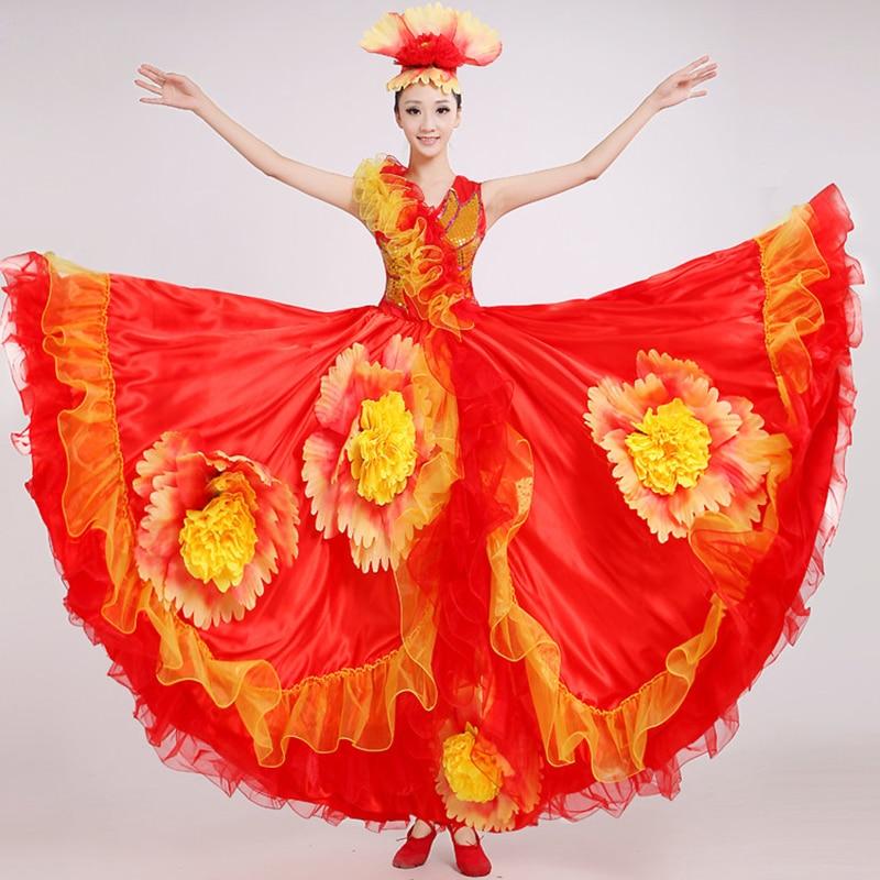 Woman Modern Waltz Tango Dance Dress Ballroom Dance Dresses Women Dance Clothes Girl Standard Ballroom Dresses Y507