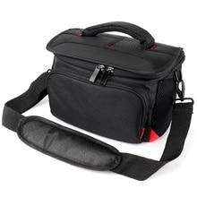 DSLR Камера сумка для Panasonic DC-FZ85 FZ85 FZ83 FZ82 FZ80 Fujifilm XT20 X-T20 X-T10 XE3 X-A5 Olympus OMD E-M10 e-M5 II EPL7