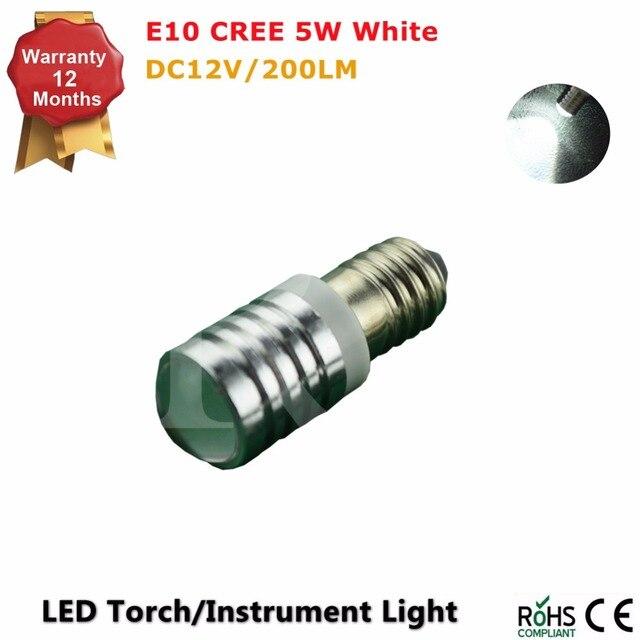 1 pc en gros e10 led aux flambeaux torchlamp ampoule pour petzl zoom duo torche chef lampe dc12v. Black Bedroom Furniture Sets. Home Design Ideas