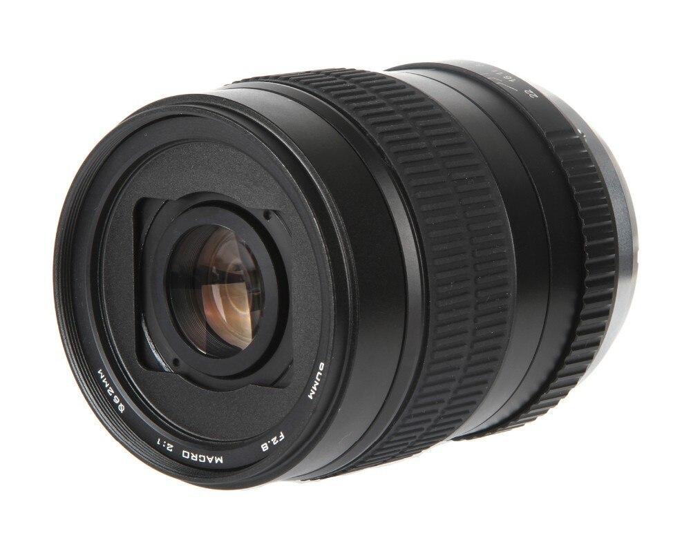 Objectif de mise au point manuelle Super Macro 60mm 2:1 2X pour Sony Alpha mount a550 a700 a900 a55 a65 a580 caméra