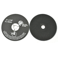 """10 pieces 3"""" 75mm Cutting Discs Resin Abrasive Grinding Wheel Milling Cutter for Metal"""