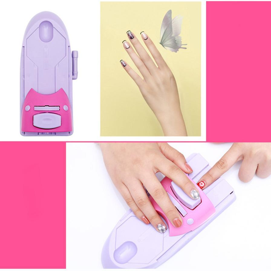 Nail Beauty Salon Equipment DIY 3d Decorating Nail Art Decoration ...