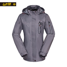 WHS hot sales high quality New Jacket Women Autumn outdoor hiking coat Windbreaker large clothes Hot models Spring XXL-5XL