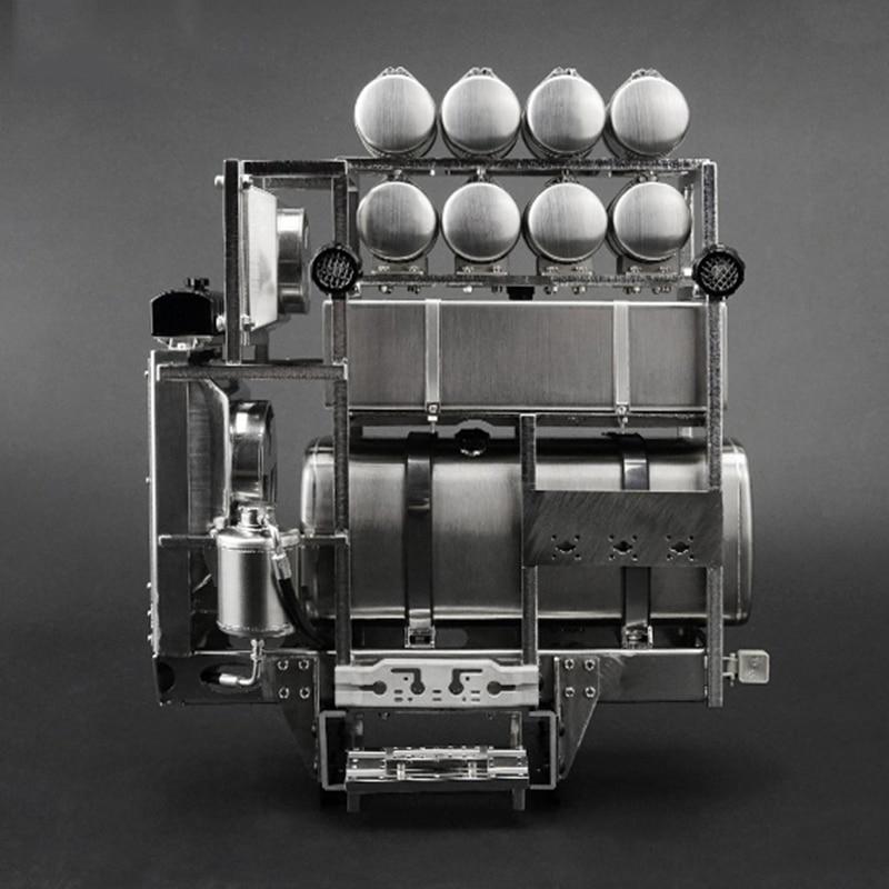 1/14 camion équipement de Simulation Rack G-6106 CNC en aluminium équipement cadre pour 1:14 Scania Tamiya tracteur RC voitures bricolage pièces