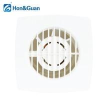 14W 4 inch Exhaust Fan Home Bathroom Kitchen Bedroom Toilet Low Noise 220V Ventilator de techo Fan Hotel Wall Silent Extractor цена и фото