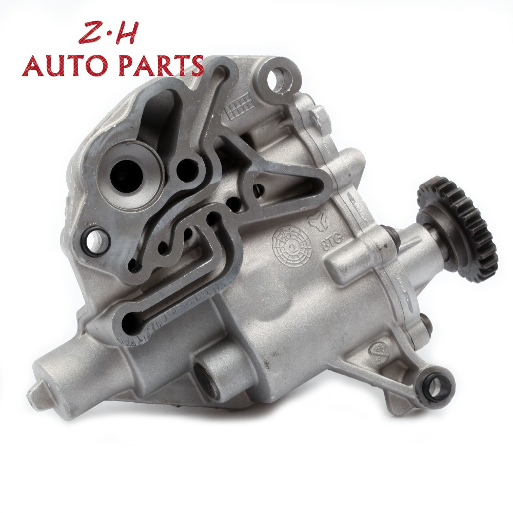 NEW 06H 115 105 T Oil Pump For Volkswagen Eos Beetle CC Golf MK6 Scirocco Jetta