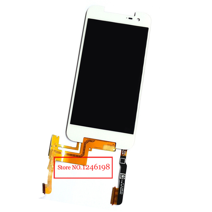 TOP Quality White Full LCD Display + Touch Screen Digitizer Assembly For Butterfly 2 Butterfly2 Repair Parts Free Shipping