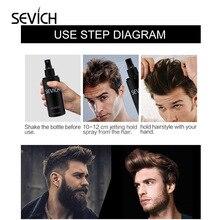 Сгуститель для волос гель для укладки воды спрей для салонов красоты 100 мл TY99
