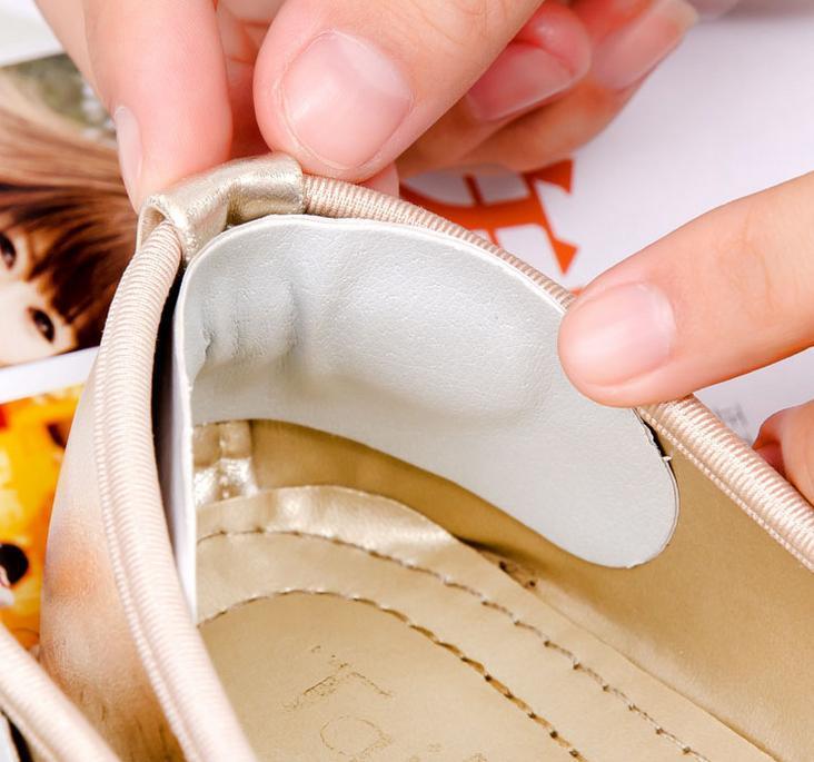 1 par Tacones altos Sandalias pegatina trasera pie plantilla Cuidado  protector zapato Cojines talón alivio del dolor insertar Cuidado 2cf6a75fd131