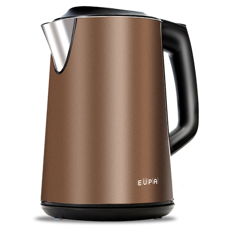 Eupa Household Electric Kettle 304 Stainless Steel Heat Electric Boiled Tea Kettle TSK-3170c eupa household electric kettle 304 stainless steel heat electric boiled tea kettle tsk 3170c
