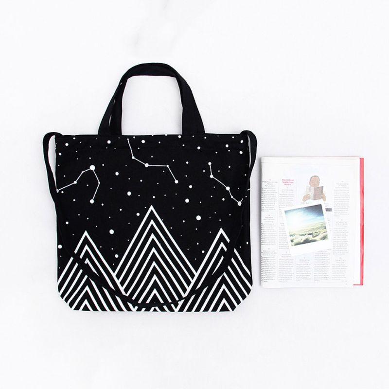 Canvas Handbag Summer Beach Shoulder Bags Messenger Tote Hand Shopping Bag