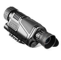 Горячее предложение! Распродажа! 5x40 цифровой инфракрасный охотничий взгляд ночного видения без тепловой с видео камерой ночного видения мо