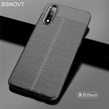 For Vivo iQOO Neo Case Soft Silicone Luxury PU Leather Anti-knock Bumper Cover BSNOVT