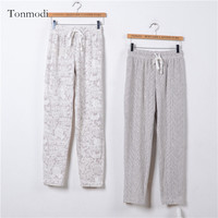 Women S Sleep Pants Winter Trousers Printing Women Sleep Bottoms Long Pants Thickening Warm
