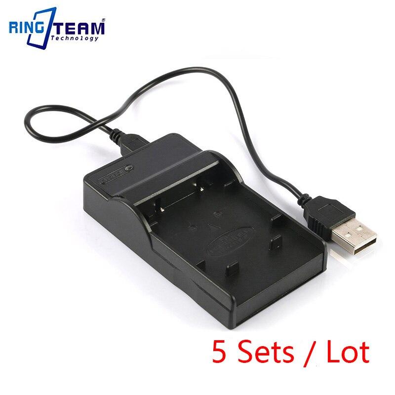 BATTERIA FOTOCAMERA-MICRO USB PER CASIO EXILIM np-80 np-82