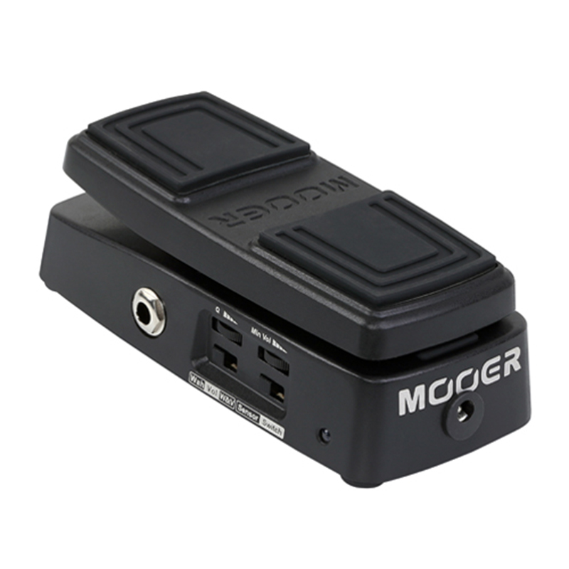 Mooer Free Step Wah and Volume Pedal Guitar Wah and Volume Control In One Pedal Sound robots in disguise 1 step changers
