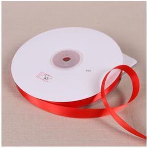 100 ярдов/рулон, ширина 10 мм, шелковая атласная лента для украшения свадебной вечеринки, подарочная упаковка, аксессуары для одежды, оптовая продажа, 6 мм-50 мм