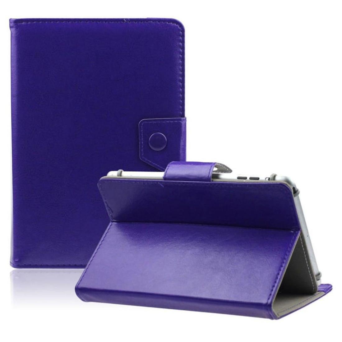 10 Inch Universal Tablet PC Case Crystal PU Leather Support Case (Purple) планшет модель g15 gpad tablet pc в донецке недорого