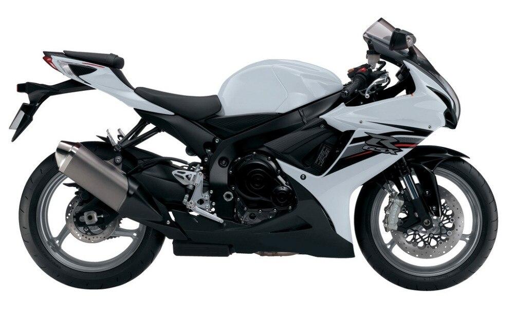 For Suzuki GSX-R 600 2011 2012 2013 2014 Injection ABS Plastic motorcycle Fairing Kit GSXR600 11-14 GSXR 600 GSX R600 CB15