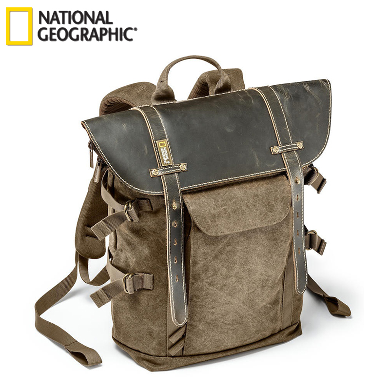 ФОТО National Geographic NG A5280 Photo Backpack For DSLR Action Camera Tripod Bag Kit Lens Pouch Laptop Outdoor Photography Bags