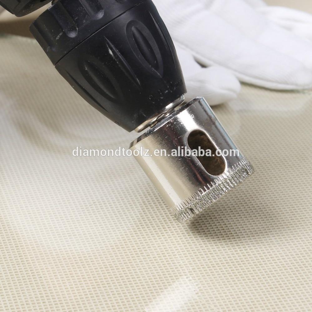 Talentool Envío Gratis Broca de diamante electrochapada de 60 mm - Broca - foto 5