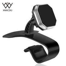 Universal Car Holder 360 Rotation Magnetic Mobile Phone Car GPS Holder For iPhone Samsung Xiaomi For Magnet Mount Holder Stand цена и фото