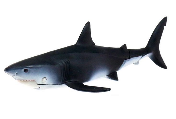 Shark Toys For Boys : Pcs whale shark jaws mouth can open and close classic