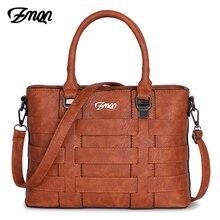 ZMQN Luxury Handbags Women Bags Designe Women PU Leather Handbag Ladies Hand Bags For Women 2020 Vintage Shoulder Sac Femme C821