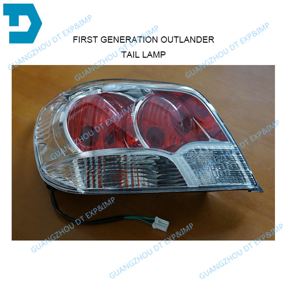 2003 2007 outlander tail lamp airtrek front rear lamp park buy 2 piece if you need