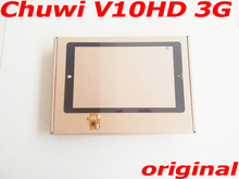 цена на Quality 10.1 Touch Screen for Chuwi V10HD 3G Digitizer Glass Touchscreen CW0862 Touch Panel Replacement