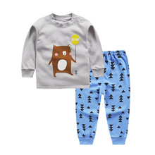 children girl clothing sets autumn winter baby clothes kids suits cotton long sleeved cartoon outfits for