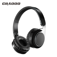 Wireless Bluetooth Headphone Wireless Headset Bluetooth 4 1 Hi Fi Subwoofer Stereo Collapsible Music Headset With