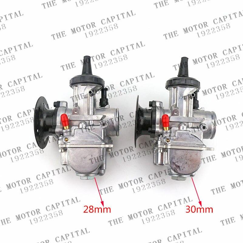 In Workmanship Carburetor For Ksr 28 30 Model 28mm 30mm Carbs Ksr Evolution Kit Evo Carb For Honda Yamaha Ktm Exquisite