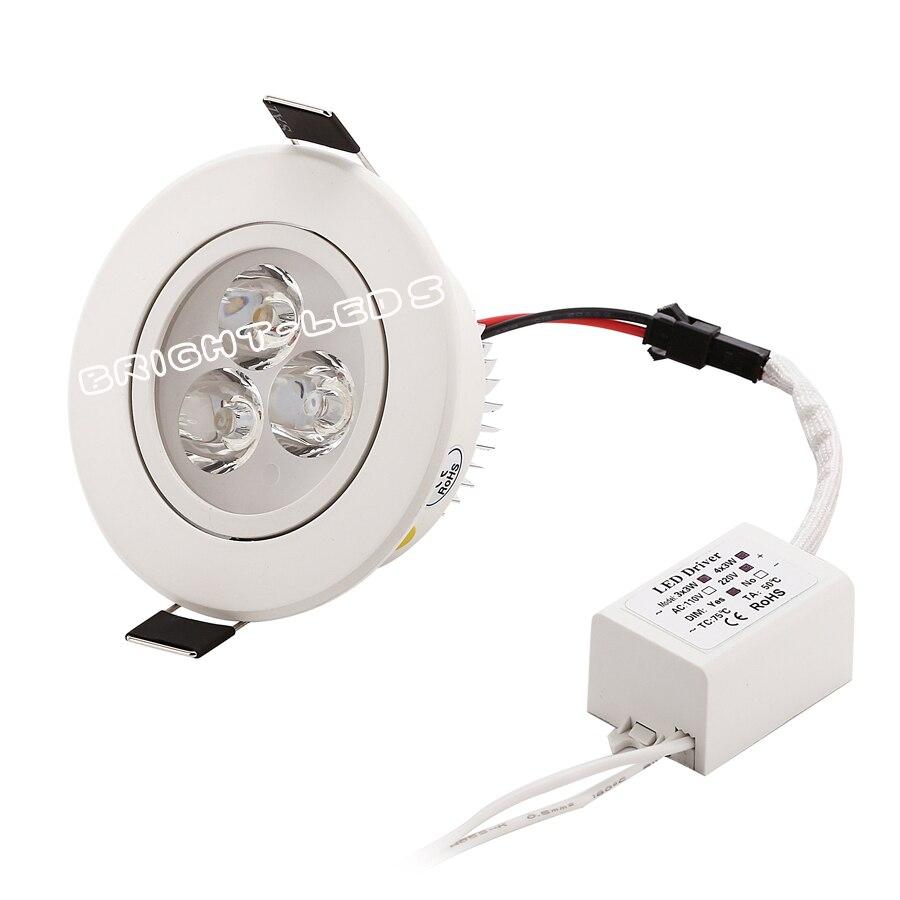 Downlights iluminação downlight ac110v 240 v Certificado : Ce, rohs