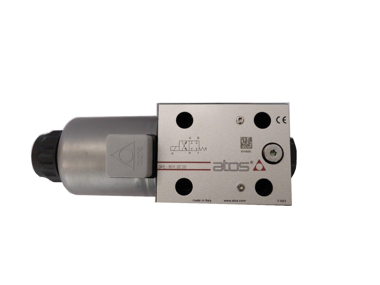 DKE-1713-X 24DC Atos Magnet-Wege-Ventil  NG10 directional valve