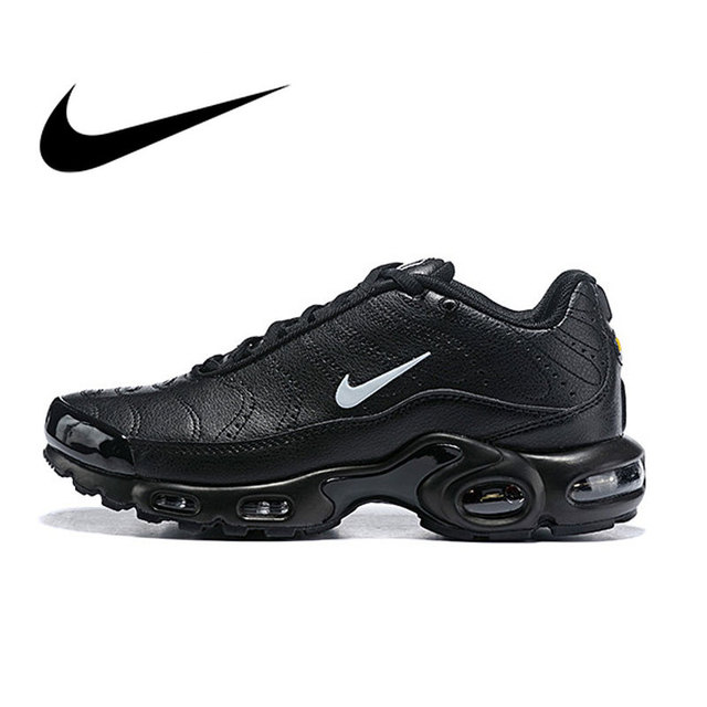 Original Nike Air Max Plus Tn Plus Ultra Se Men's Breathable Running Shoes Sports Sneakers Trainers Outdoor Shoes 815994-001