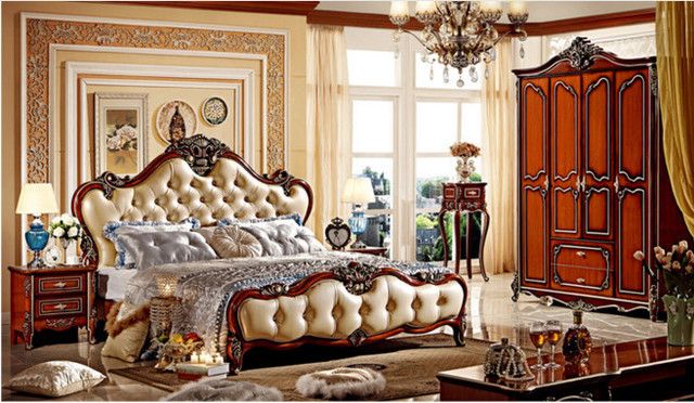 Delicieux French Antique Gilded Furniture
