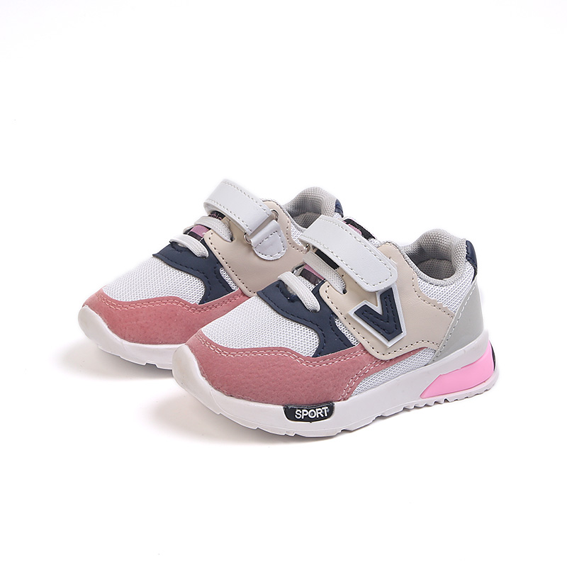 ULKNN Toddler Baby Children Shoes For Boys Sneakers Girls Casual Shoes Mesh Breathable Outdoor Footwear School chaussure enfant