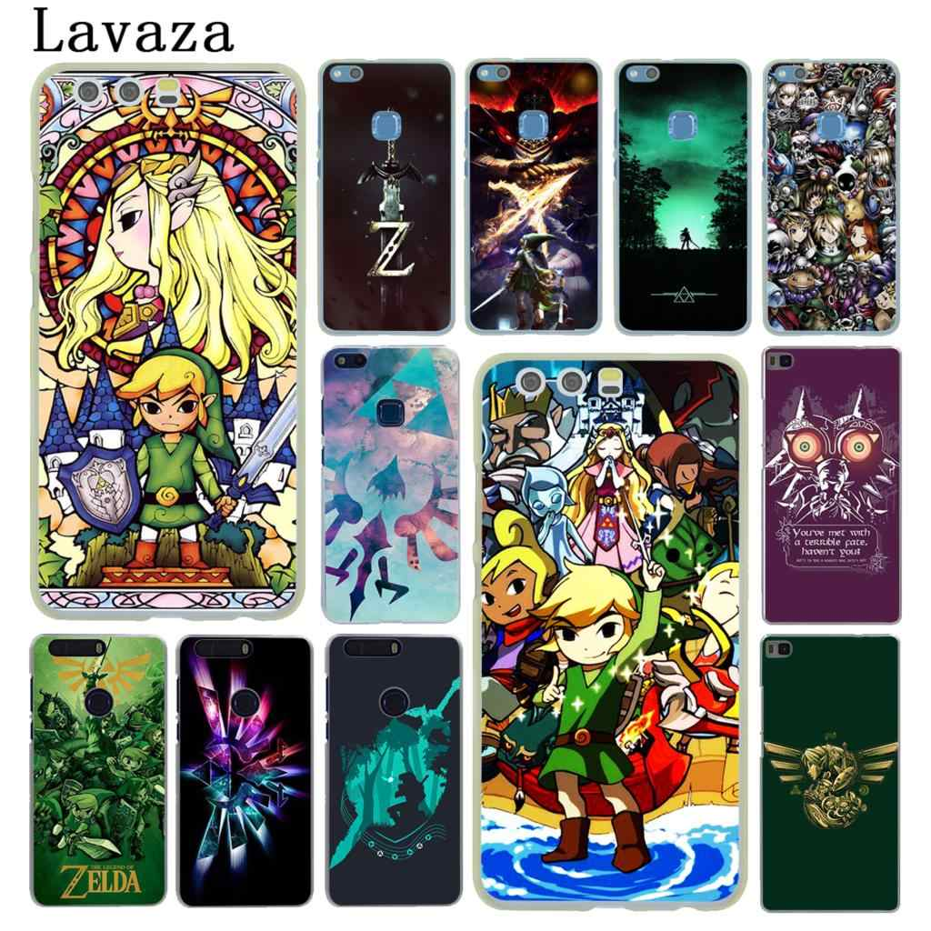 the Legend Of Zelda  phone Hard Case for Huawei P30 P20 Pro P9 P10 Plus P8 Lite Mini 2016 2017 P smart Z 2019 Cover