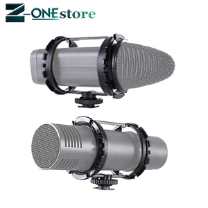 """Image 4 - BOYA BY C03 Camera Shoe Shockmount for Microphones 1"""" to 2"""" in Diameter (Fits the Zoom H1)"""