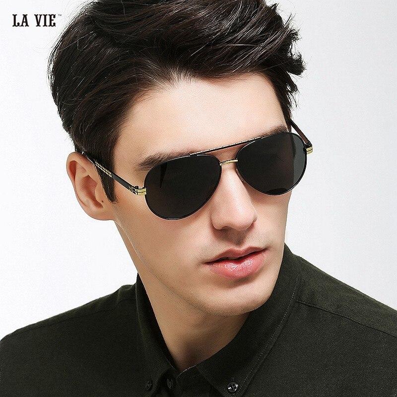 2017 New Fashion Brand Designer Sunglasses Men Ret...