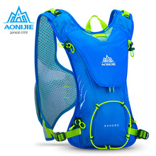 AONIJIE 8L Outdoor Sport Backpack Vest Sports Running Bags Lightweight  Hiking Camping Marathon Race